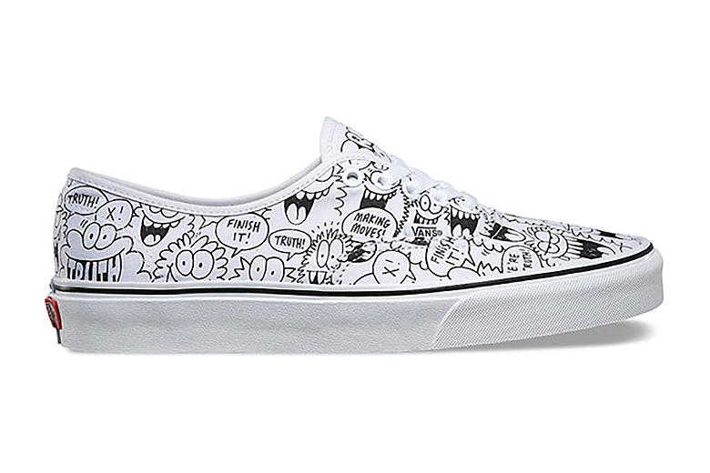 vans collaborations 2016