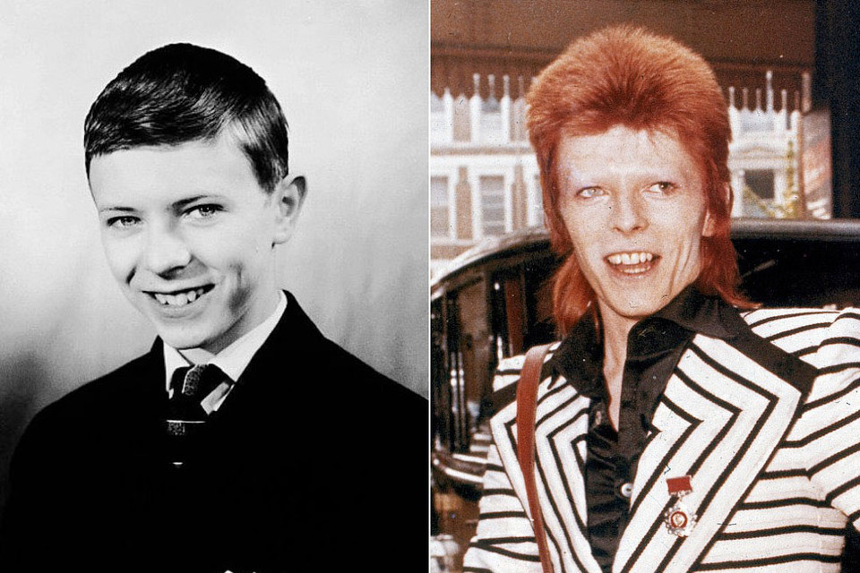 Young Photos of Iconic Rockstars: Then and Now