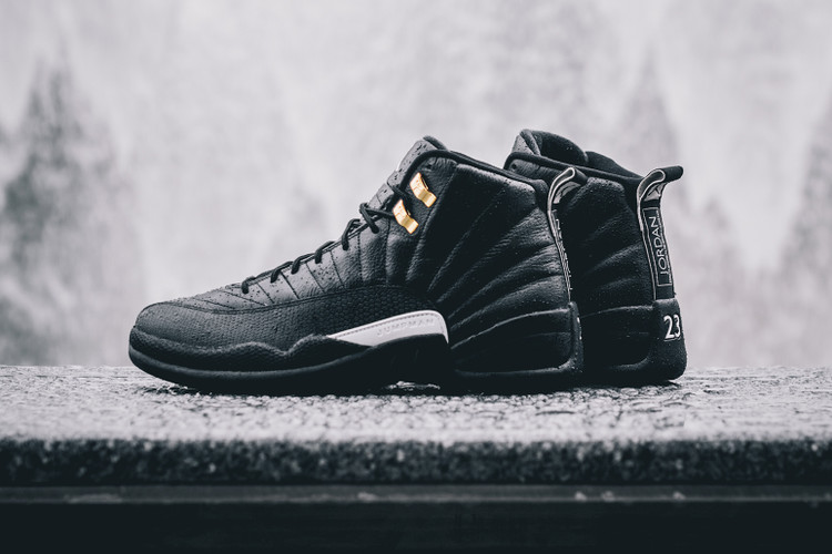 c46b4bd6c01c09 A Closer Look at the Air Jordan 12 Retro