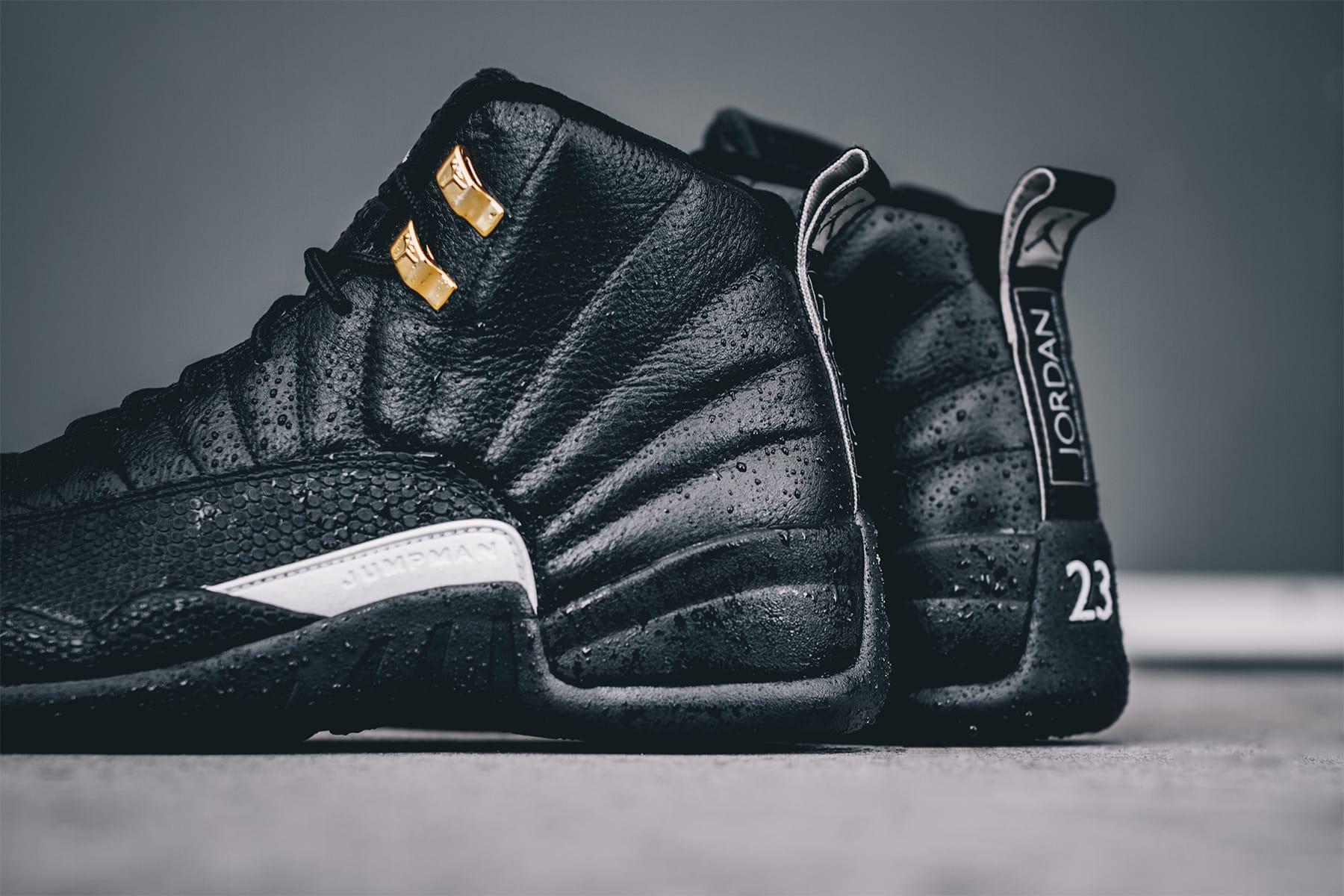 A Closer Look Air Jordan 12 Retro The
