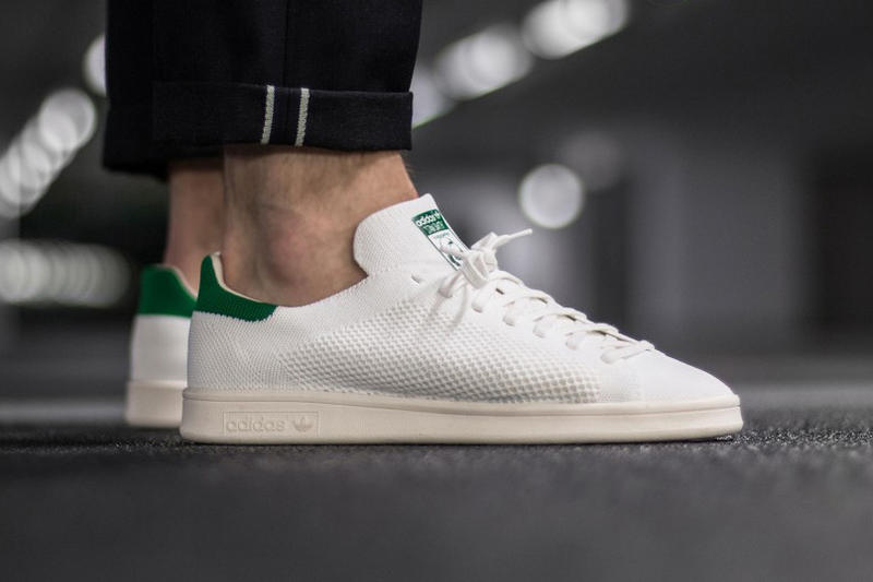 The adidas Originals Stan Smith Primeknit Is Coming Back in OG Colorways a6e032909