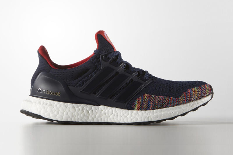 separation shoes 0e688 f358d Multicolored Ultra Boosts debut in honor of the Year of the Monkey.