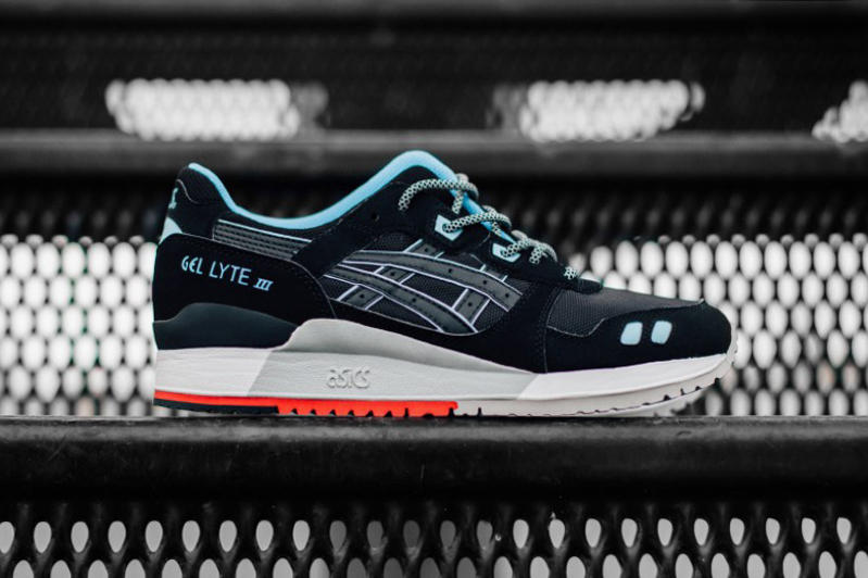 This ASICS GEL-Lyte III Gives a Nod to  Back to the Future   b2fdbe5b4990