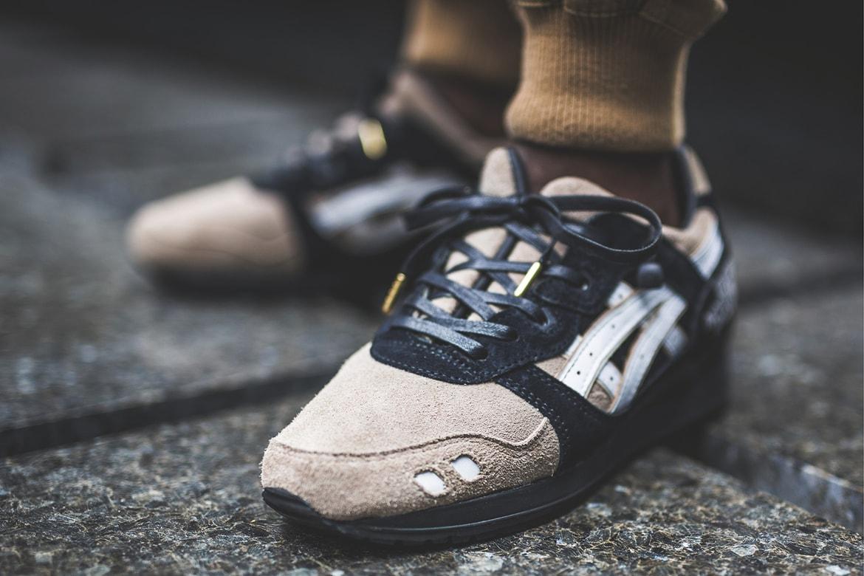 half off 256d2 d02cc The North Face ASICS Gel Lyte III Custom Sneaker | HYPEBEAST