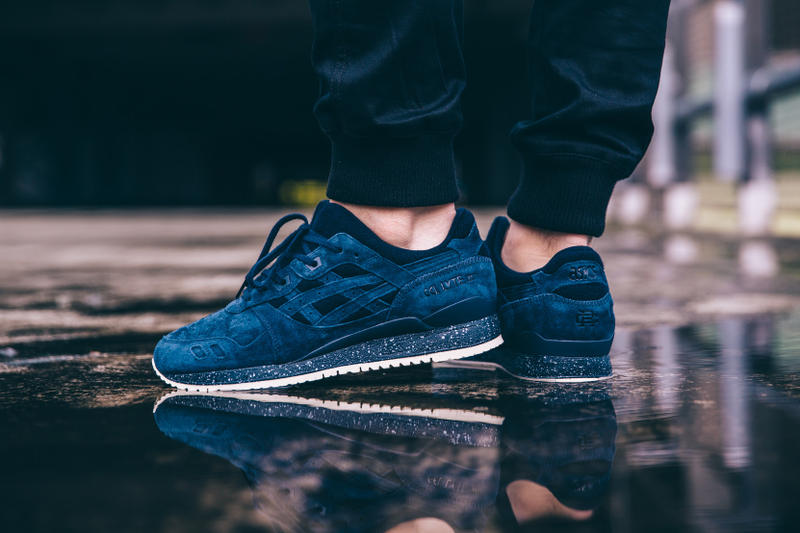 quality design f06a7 53a26 A Closer Look at the ASICS x Reigning Champ GEL Lyte III ...