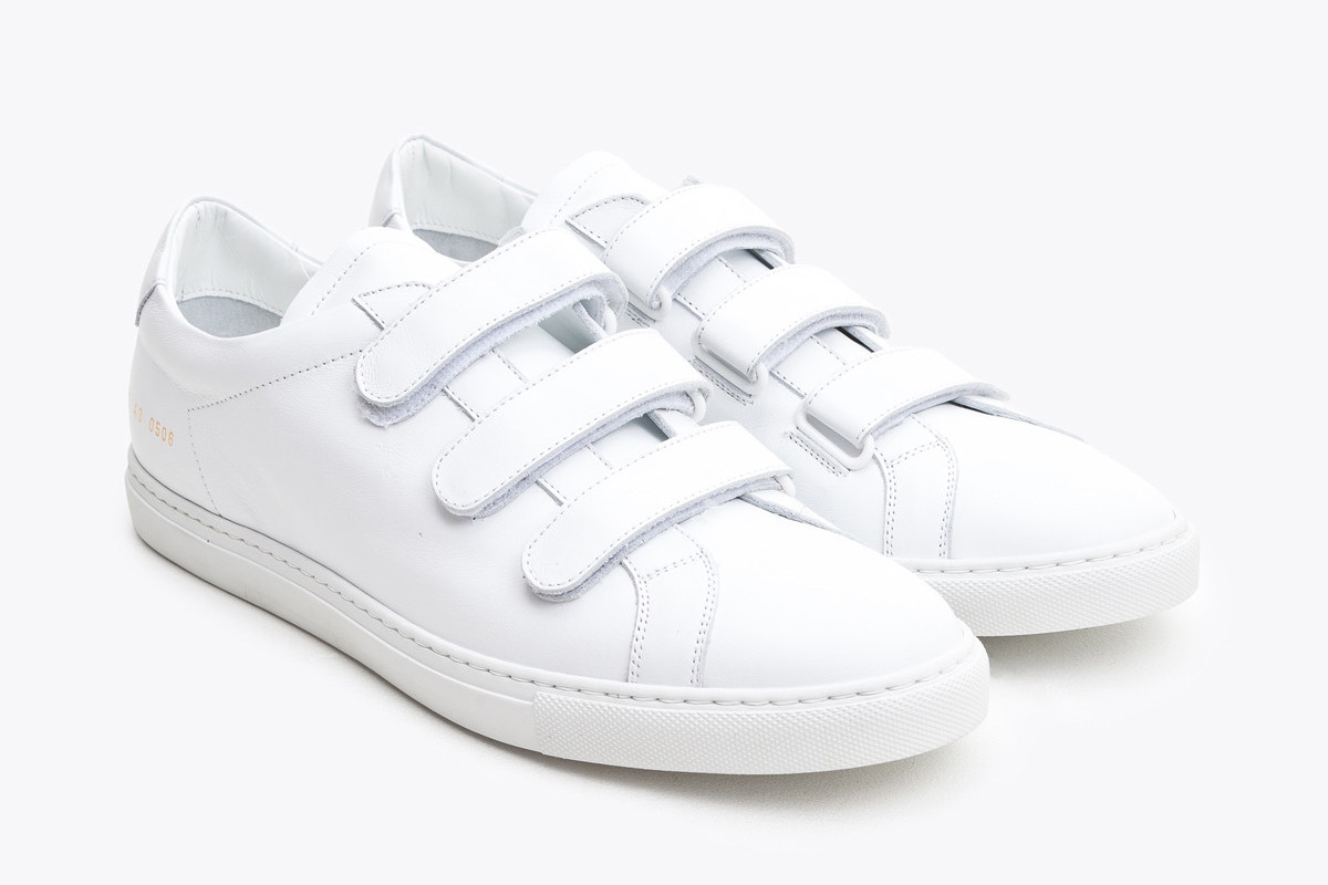 Common Projects Achilles Three Strap
