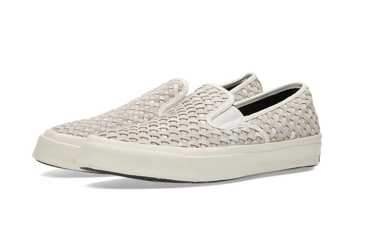 Converse Woven Suede Pack | HYPEBEAST