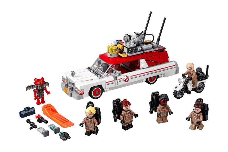 Female Ghostbusters LEGO Set | HYPEBEAST