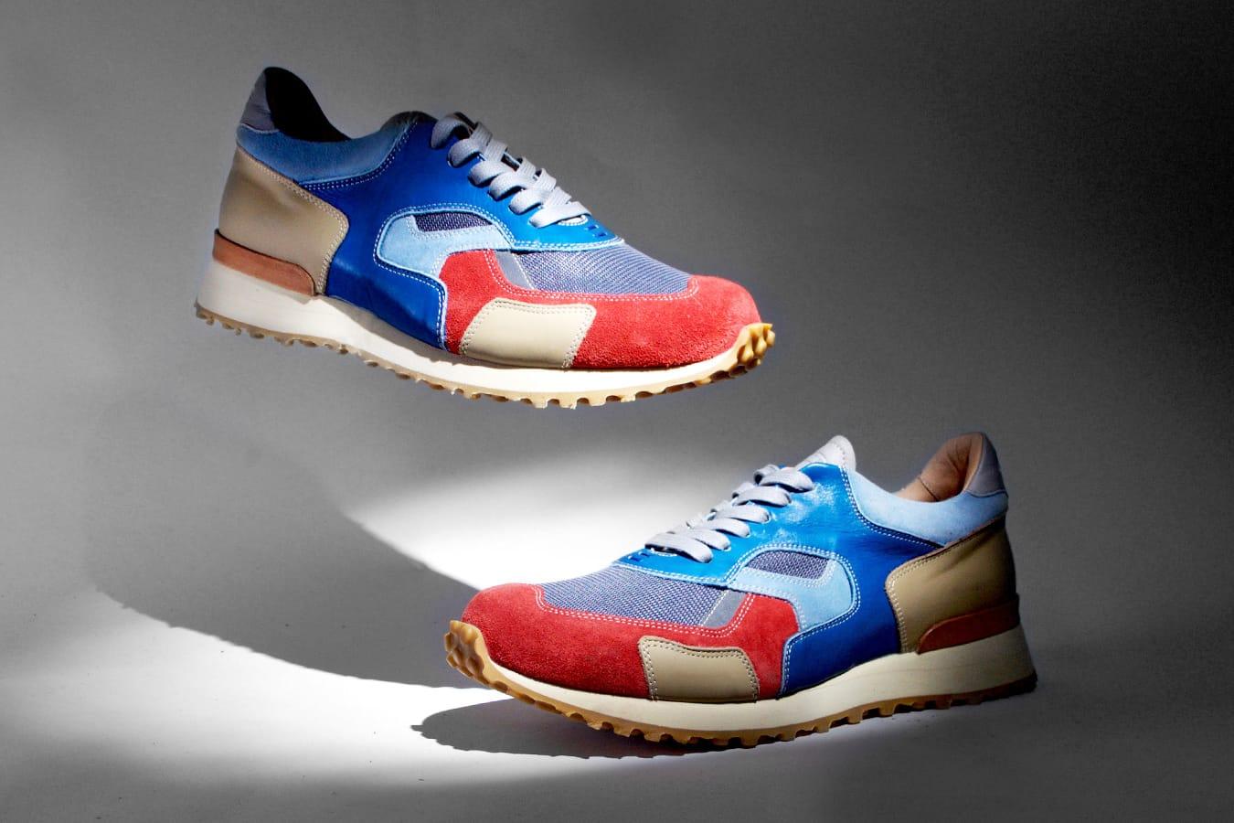 Color Block Pronto Sneaker | HYPEBEAST