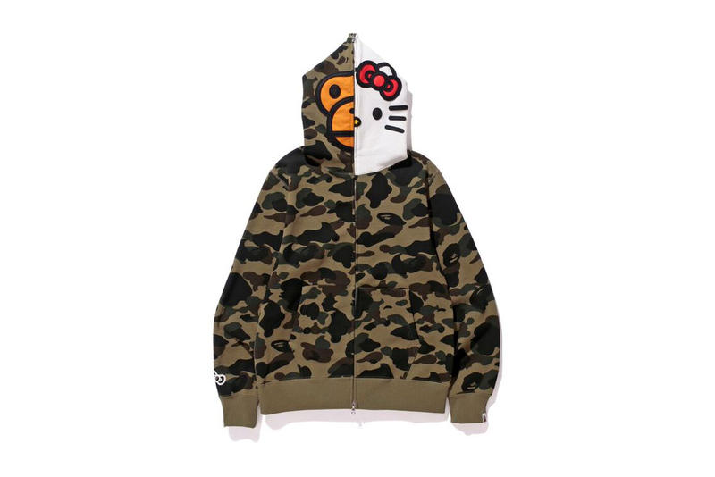 015c5c42ed Hello Kitty x A Bathing Ape 2016 Valentines Day Collection
