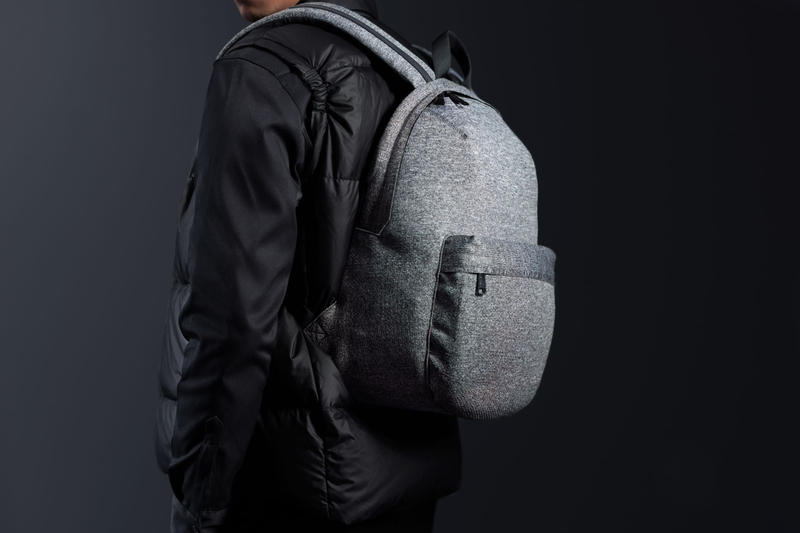 02e51f2b7b3 Here s a First Look at Herschel Supply s New ApexKnit Technology