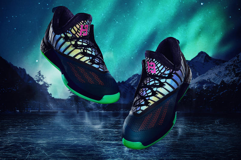 palo Dificil Melodioso  James Harden NBA All Star Game adidas Crazylight Boost 2 5 | HYPEBEAST