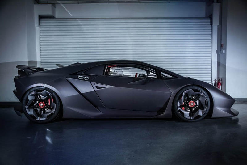 A Very Rare Lamborghini Sesto Elemento Turns Up In Hong Kong Hypebeast