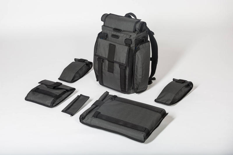 Mission Workshop Presents the R6 Modular Arkiv Field Backpack ... 85f52a76850f6