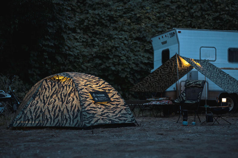 Neighborhood Helinox Tiger Tent Camping Equipment Hypebeast