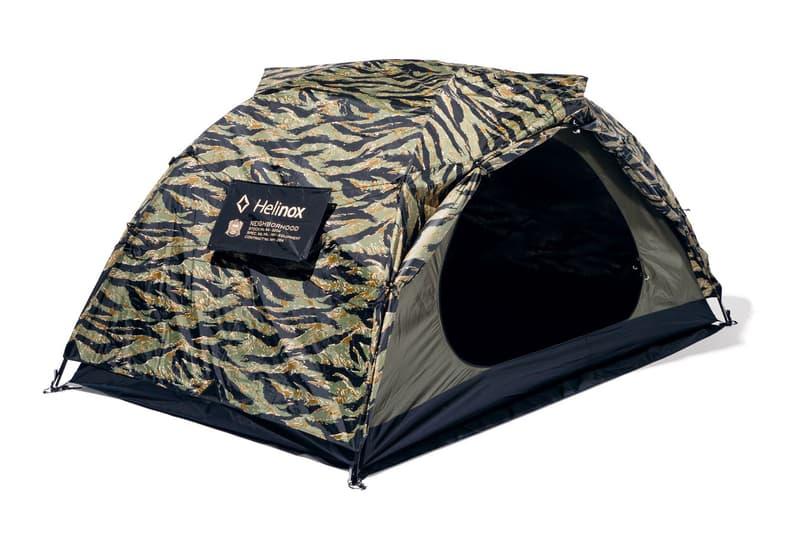 Neighborhood Helinox Tiger Tent Camping Equipment Hypebeast