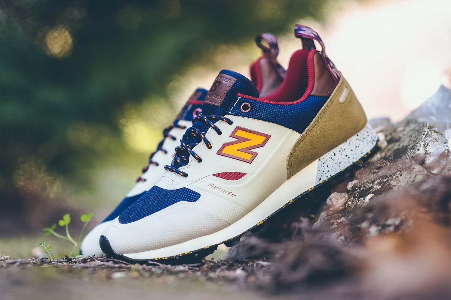 The New Balance Trailbuster is a