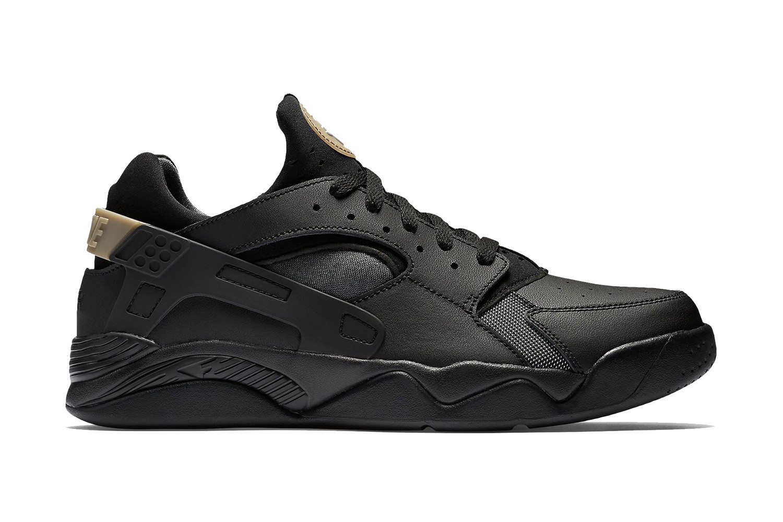 Nike Air Flight Huarache Low Black