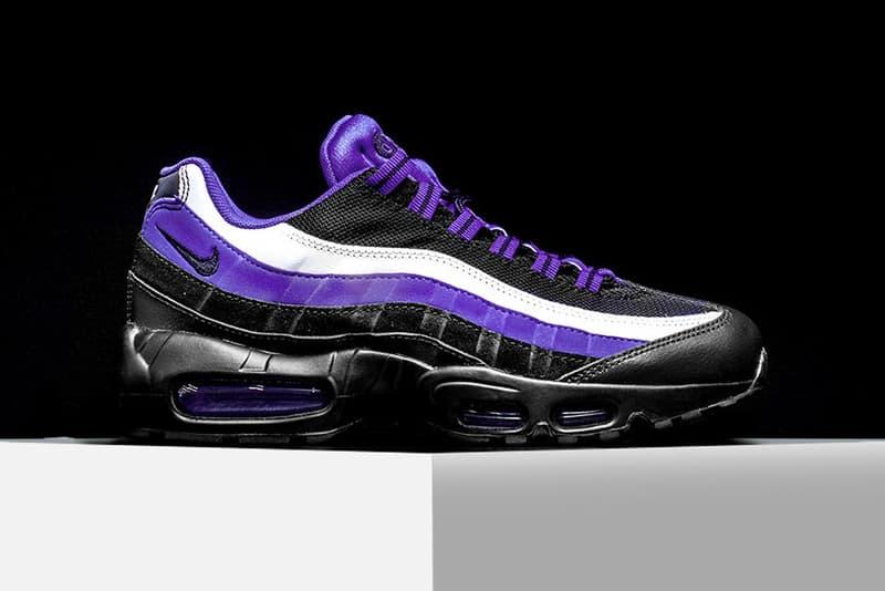 huge selection of f3798 26895 Nike Air Max 95 Persian Violet | HYPEBEAST