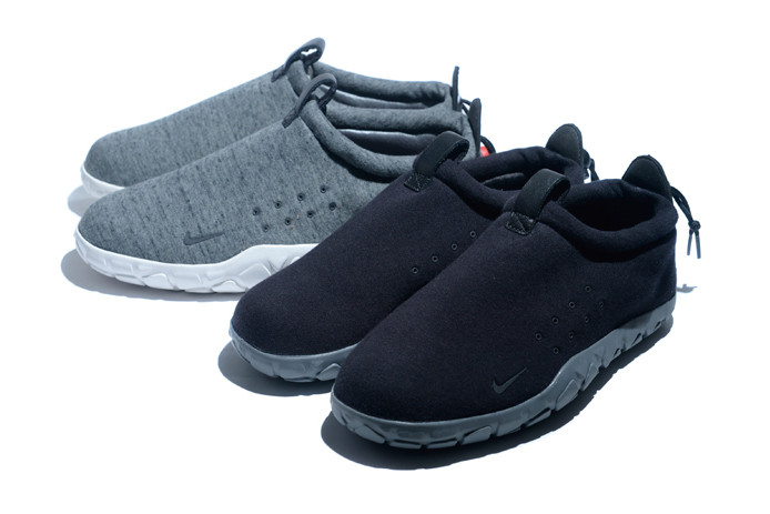 the best attitude 2f1ba f1b73 More Nike Tech Fleece Air Mocs Are on the Way