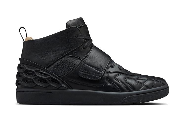 various colors f2838 33a23 NikeLab Drops the Tiempo Vetta in Black