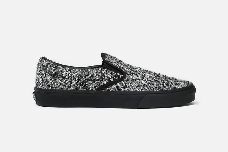 4ee45e821da992 Opening Ceremony x Vans Get Warm and Cozy Together. Wool worthy of worship.
