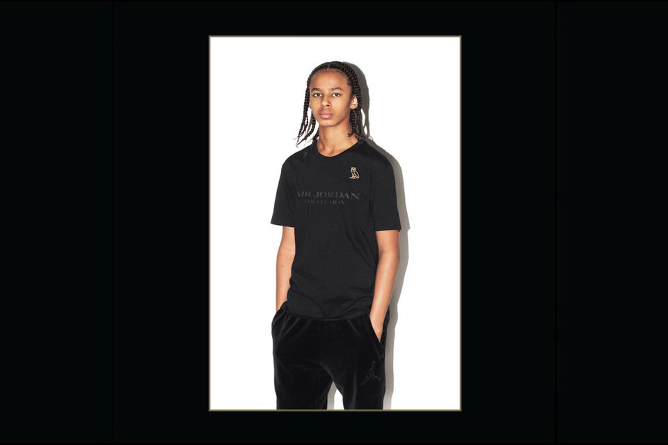 716867d7242151 OVO x Jordan Brand Apparel Collection Lookbook