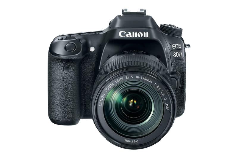 Canon EOS 80D DSLR Camera | HYPEBEAST