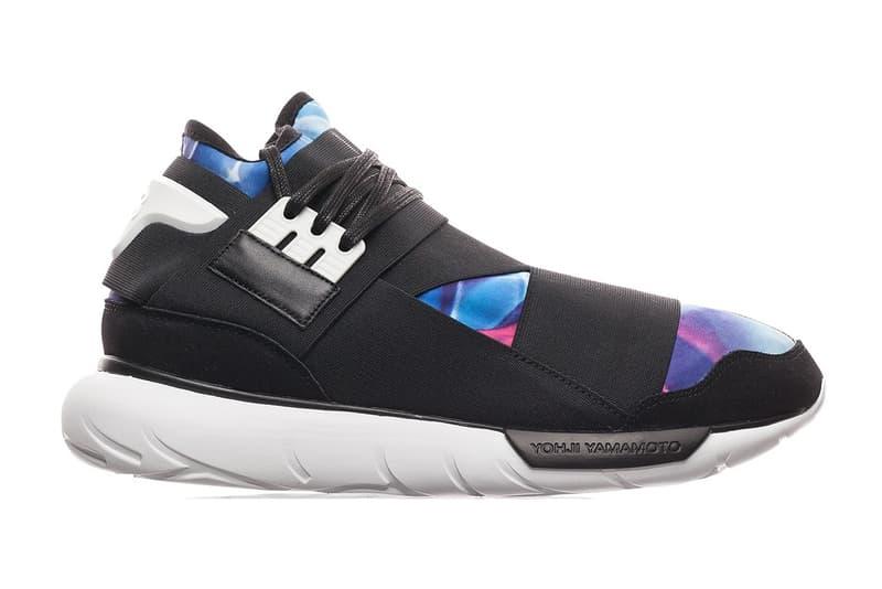 a28c50269a942 adidas Y-3 Qasa High Multicolor Sneaker