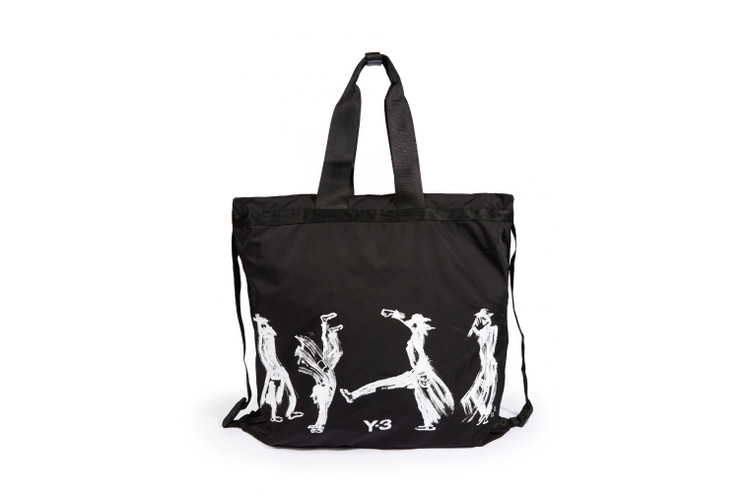 90cac95f3 This Y-3 Self-Portrait Tote Totally Shows off Yohji Yamamoto s Handstand  Skills