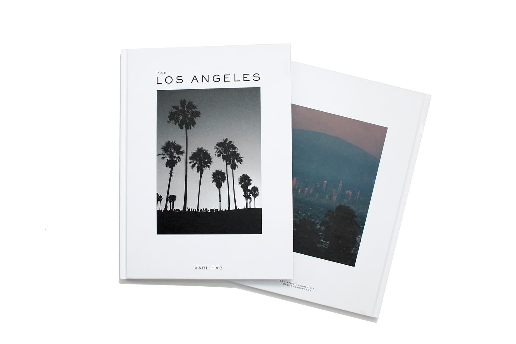 '24H LOS ANGELES' Art Book by Karl Hab