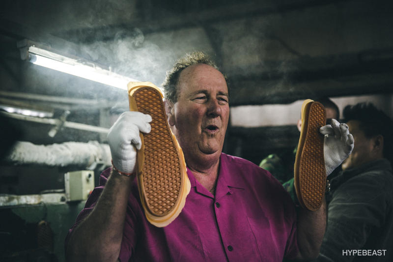 e9c8db6c99 A Day at the Vans Factory in Guangzhou With Christian Hosoi   Steve Van  Doren
