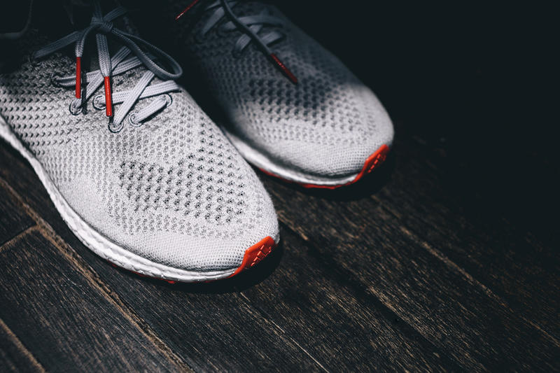 check out 2dfe5 42bd4 A Closer Look at the Solebox x adidas Consortium Ultra Boost Uncaged. Introducing  suede materials to the Ultra Boost. 1 of 6. 2 of 6. 3 of 6. 4 of 6