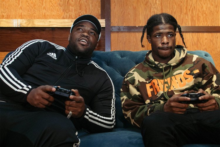 f2b86b5c1b A AP Ferg and Marty Baller Put in Work Playing  Tom Clancy s The Division
