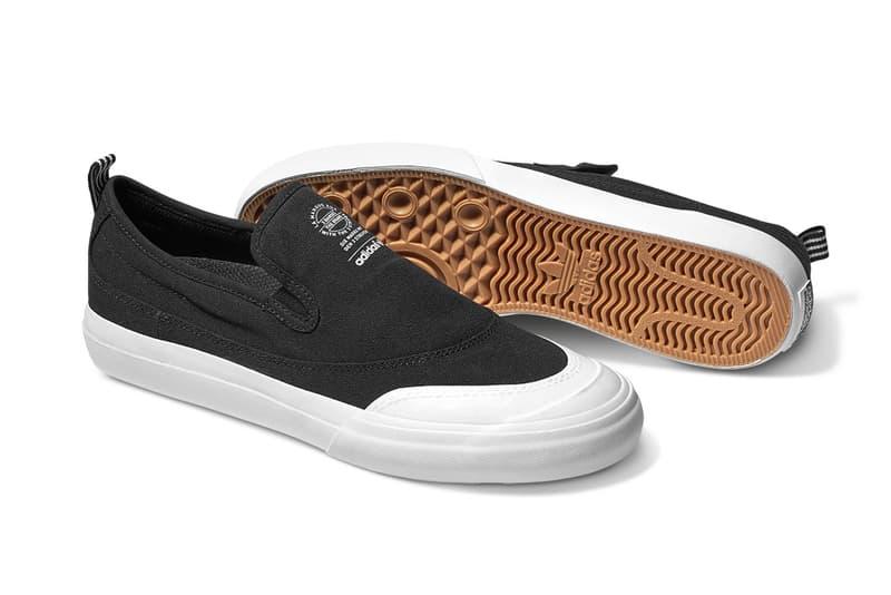3a25f5847 adidas Skateboarding Matchcourt Slip