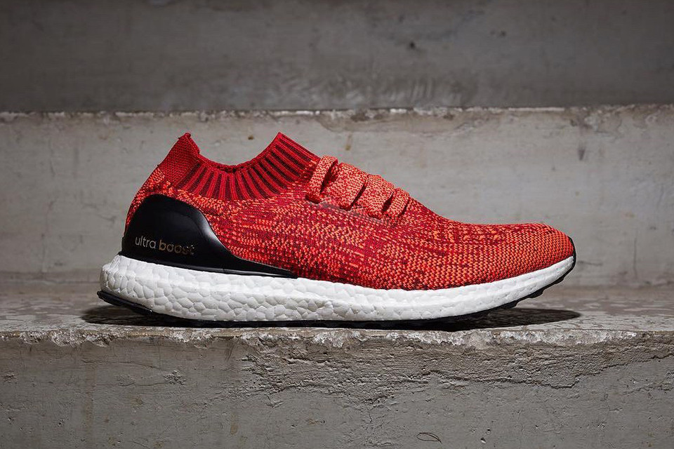 269d0e6308eb0 adidas Ultra Boost Uncaged Red