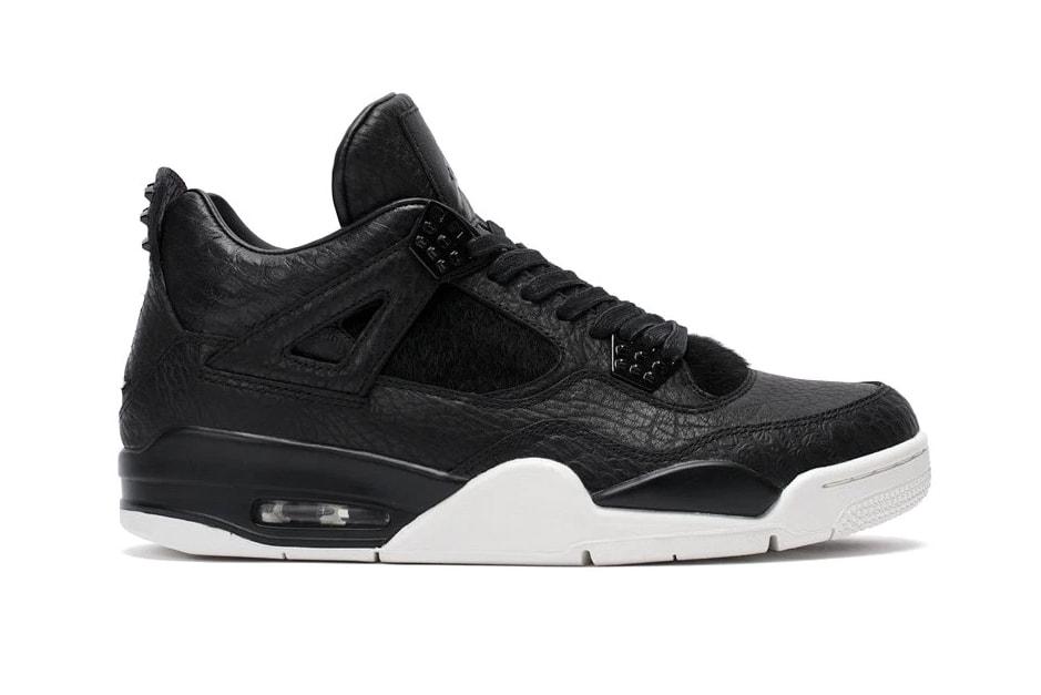 The Black Air Jordan 4 Pinnacle Drops This Weekend  2b08d326e