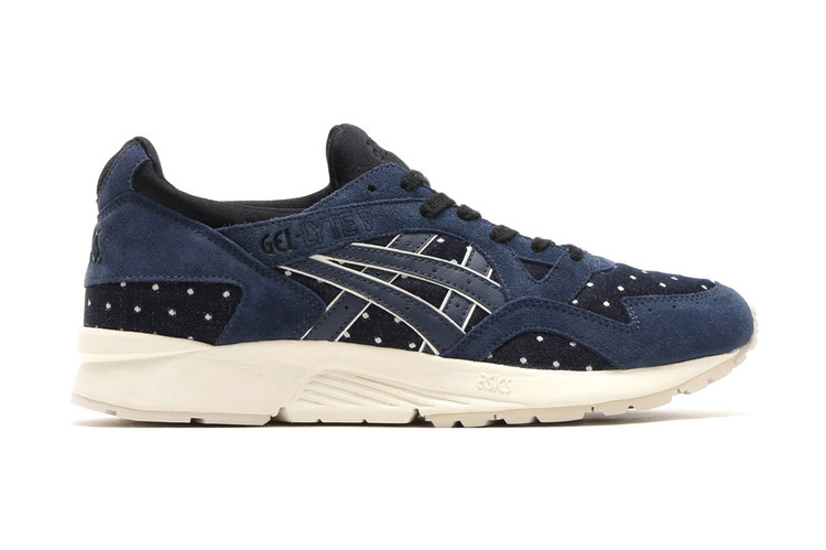 6fc95df9ccb ASICS Brings Polka-Dotted Denim to the GEL-Lyte V