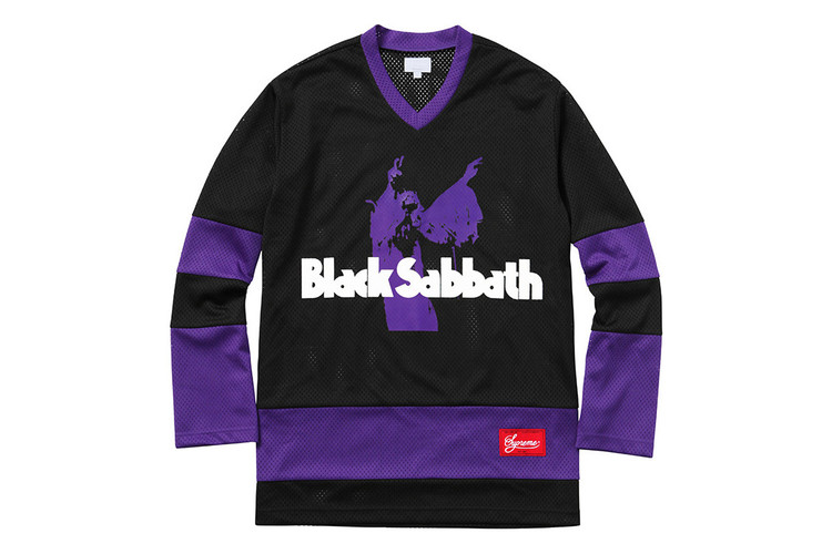 5f5833aa3118 Black Sabbath x Supreme 2016 Spring Summer Collection