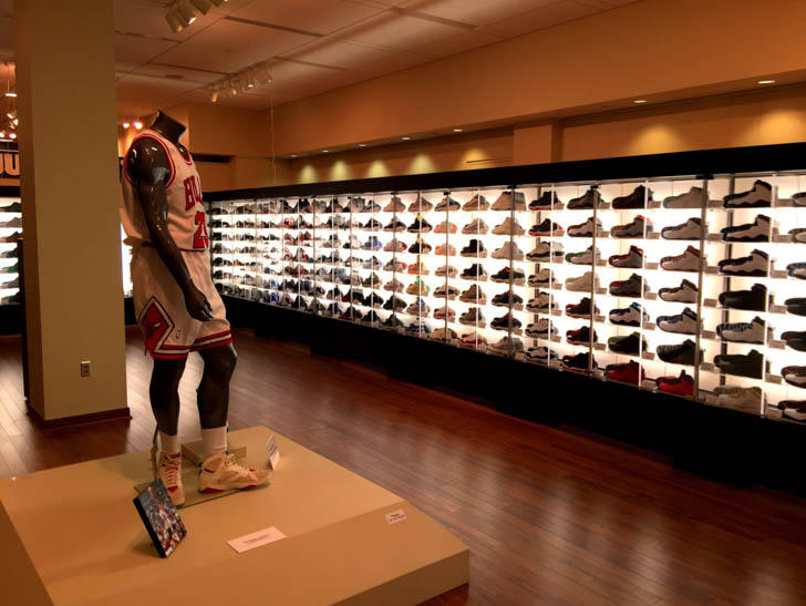 954effcc7a0 The Late Charlotte Cummings' Air Jordan Collection Since 1985 Gets ...
