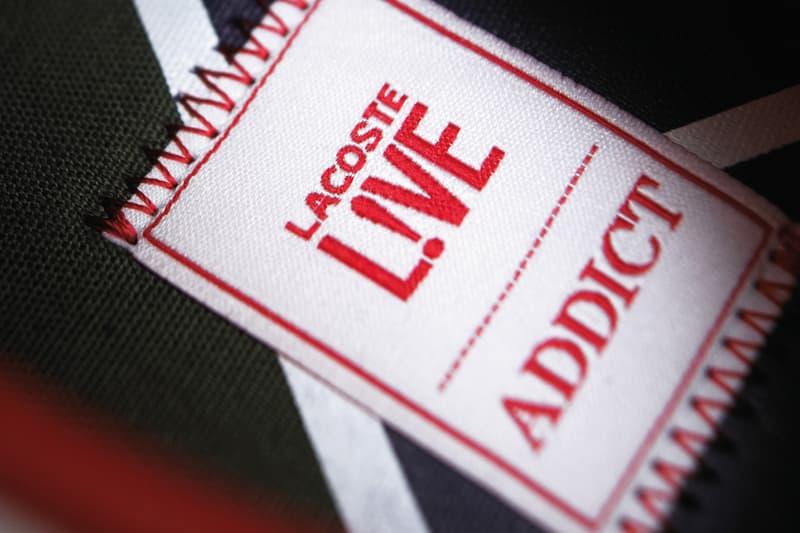 c0afe857b578e Addict Miami x Lacoste Live Dash Interview   HYPEBEAST