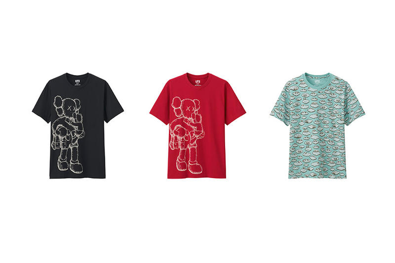 87ae7622 KAWS Uniqlo UT 2016 Spring Summer Collection   HYPEBEAST