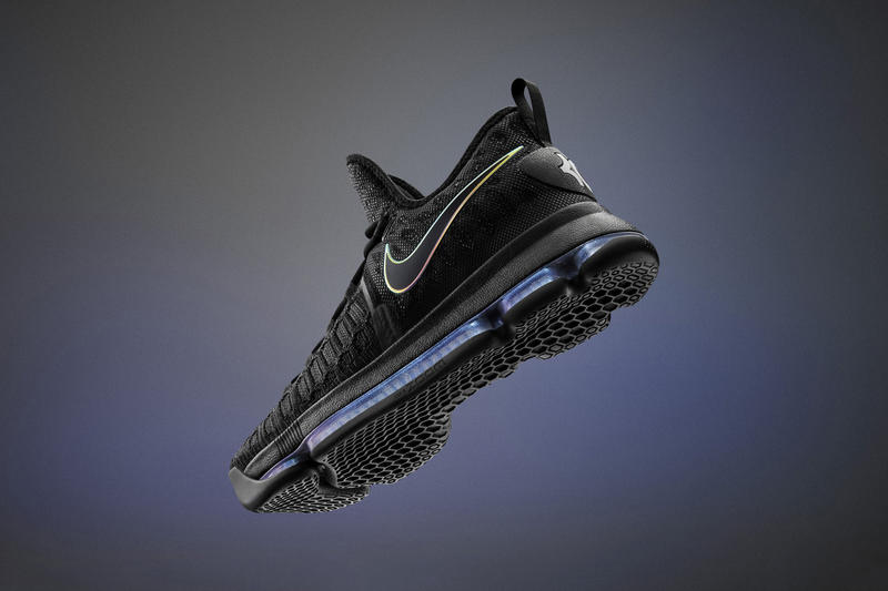 official photos c8109 89e40 Nike Introduces the Air Zoom KD9. Durant s latest kicks represent the  evolution of basketball footwear.