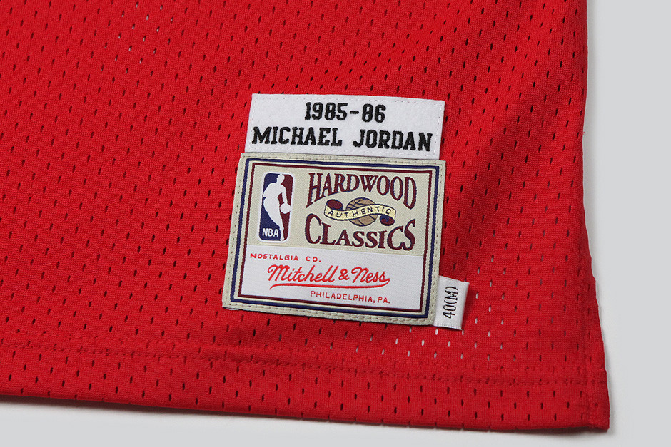 new concept c1702 3c4f8 Mitchell & Ness Jordan 63 Point Game Jersey | HYPEBEAST