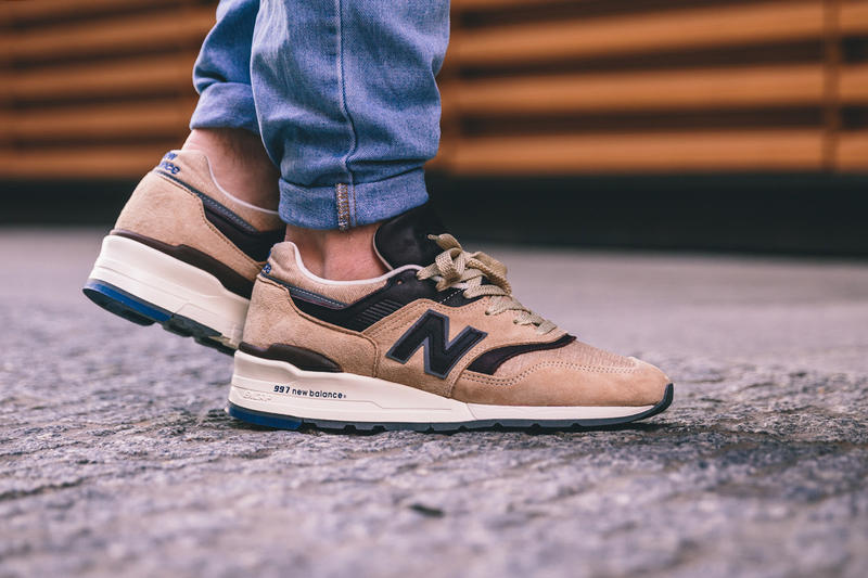 5a0c4f0652e2 Get Ready for Spring With the New Balance 997