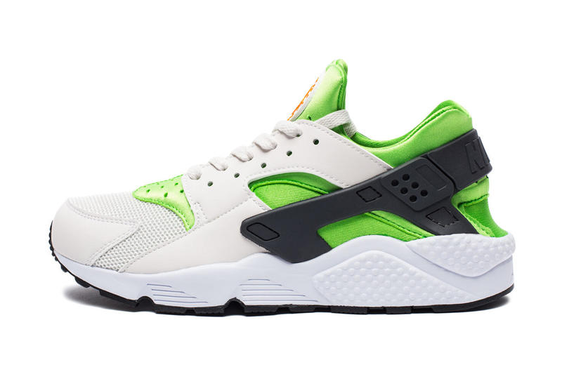 on sale 75dfc 17a91 Nike Air Huarache Action Green | HYPEBEAST
