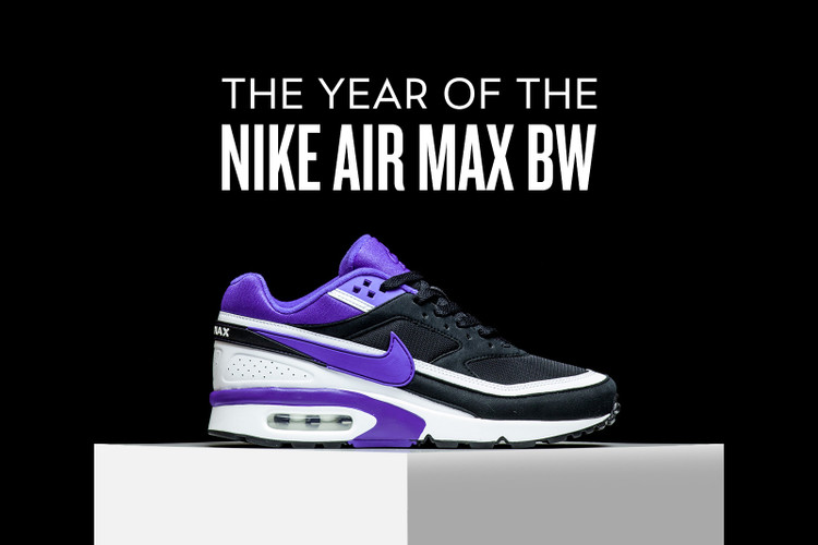 hot sale online 9e139 577e7 Why the Nike Air Max BW Is Making a Comeback in 2016