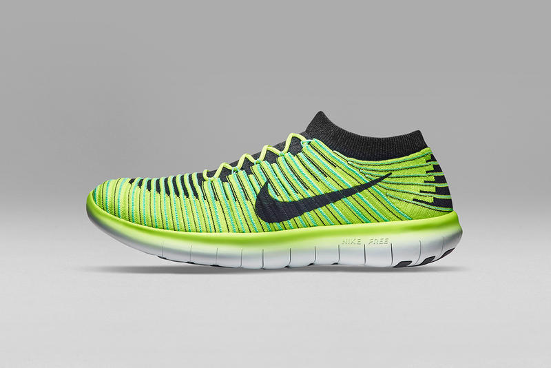 premium selection b8103 bbc56 Nike s Free RN Motion Flyknit Is Set to Deliver Its Most Natural Ride Yet