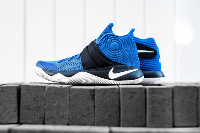 sale retailer b194d 105db ... Nike Kyrie 2 Duke Brotherhood Sneaker HYPEBEAST ...
