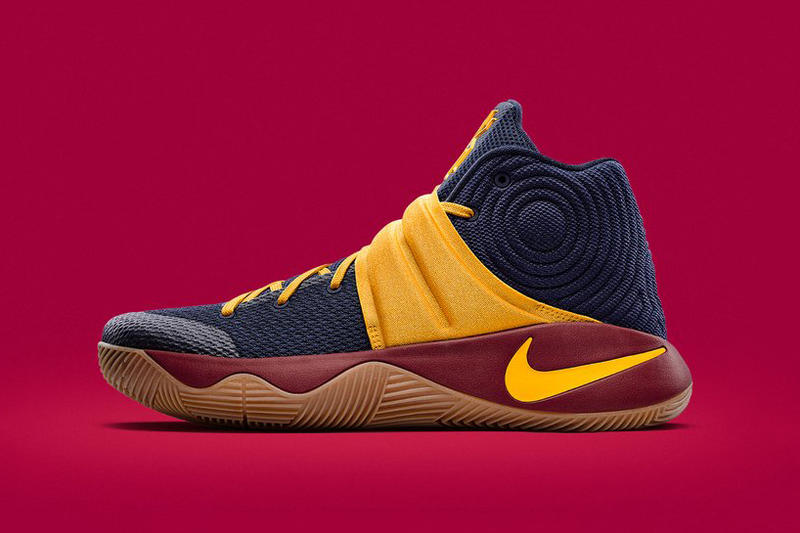 online store 68344 3b1c4 A striking colorway in commemoration of the best game of Irving Kyrie s  career.